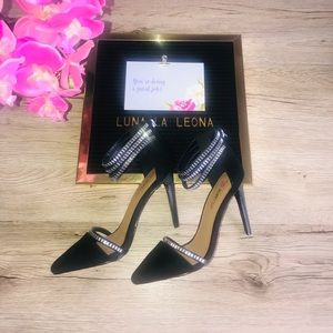 JustFab Shoes - NEW 🔥 JustFab Lilou Stiletto Pumps, sz 7
